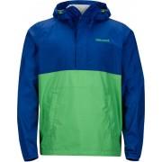 Marmot M's PreCip Anorak Surf/Emerald 2018 XL Vandringsjackor