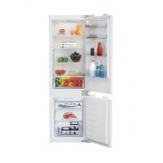 Combina frigorifica incorporabila Beko BCHA275K2S, No Frost (congelator) Static (frigider), Clasa A+, 262 l, H 177.8 cm