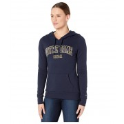 Champion College Notre Dame Fighting Irish Eco University Fleece Hoodie Navy 3