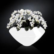 Aranjament floral elegant, design LUX VENEZIA IN SHINY VASE, alb 1141247.95