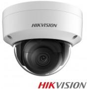Camera de supraveghere Hikvision IP Indoor Dome, DS-2CD2165FWD-I(2.8mm) 6MP @20fps, 1/2.4 Progressive Scan CMOS, Color 0.016 lux, 120dB True WDR, H.265+/MJPEG, EXIR, up to 30m, IP67, IK10, Fixed Lens, DC12V and PoE, HIK-Connect cloud service