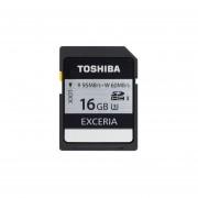 Toshiba Exceria 16GB SD UHS-I Memory Card (PFS016U-1EUS)
