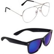 Egor Aviator Sunglasses(Multicolor)