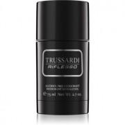 Trussardi Riflesso desodorante en barra para hombre 75 ml