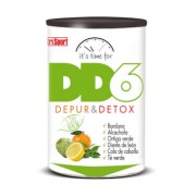 DD6 DEPUR & DETOX 240g Cítrico