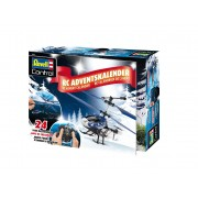 REVELL CONTROL - CALENDAR ADVENT ELICOPTER - RV1015 - REVELL
