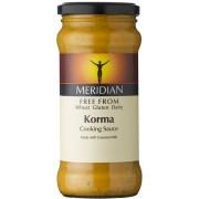 Sos Korma cu lapte de cocos fara gluten 350g Meridian Food