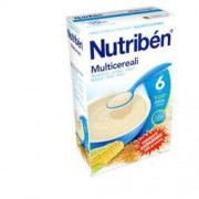 Laboratori Alter Srl Nutriben Multicereali 300g
