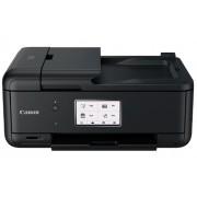 Multifunctional inkjet color Canon PIXMA TR8550, A4, 15 ipm, Duplex, Wi-fi, Retea (Negru)