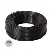 efectoled.com Rollo 100m Cable Manguera Exterior 3 x 1.5mm² XTREM H07RN-F Negro