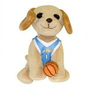 UBI Petz Dogz Golden Retriever Puppy Dog Stuffed Animal