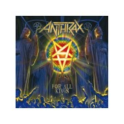BERTUS Anthrax - For All Kings CD