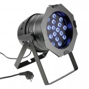 Cameo PAR 64 CAN TRI 3W BS LED-Leuchte
