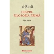 Despre filosofia prima/al-Kindi