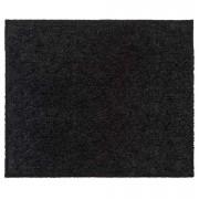 Mat Walk&Wash - zwart - 67x80 cm - Leen Bakker