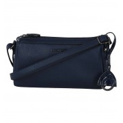 Laurent David Donkerblauwe Crossbody Tas Laurent David Avignon