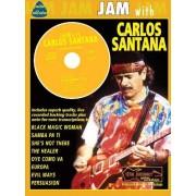 Carlos Santana Jam with Carlos Santana: Book & CD