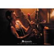 Poster billiard Saxofon