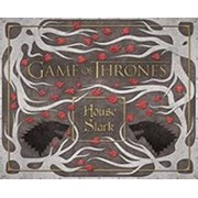 Game of Thrones: House Stark Deluxe Stationery Set, Hardcover/Insight Editions