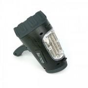 Lanterna cu Bec Halogen si Panou LED-uri cu Acumulator GD2700