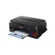 Multifuncional Canon PIXMA G3100, resolución hasta 4800 x 1200 dpi, sistema de tanque de tinta, USB, Wi-Fi. 0630C004AA