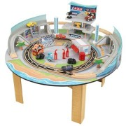 Kidkraft Disney Cars 3 Florida tågbana inkl. bord