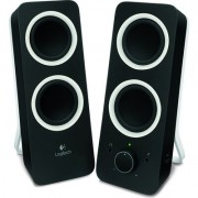LOGITECH Audio System 2.0 Z200 - EU - MIDNIGHT BLACK