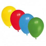 """Nafukovacie balóniky farebné mix """"L"""" [100 ks]"""