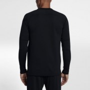 Nike Dri-FIT Academy Fußball-Sweatshirt für Herren - Schwarz