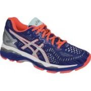 Asics Gel-Kayano 23 Lite-Show Running Shoes For Women(Blue)