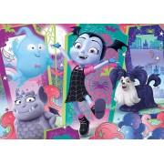 Puzzle Clementoni - Disney Vampirina, 60 piese (65233)