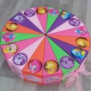 My Little Pony torta od kartona