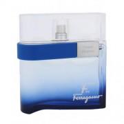 Salvatore Ferragamo F by Ferragamo Free Time eau de toilette 100 ml за мъже