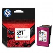 HP C2P11AE [Col] #No.651 tintapatron (eredeti, új)