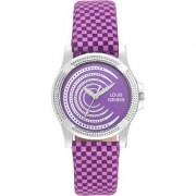 Louis Geneve Isport Series Analog Watch For Women LG-LW-P-PURPLE-69