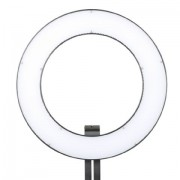 Lampa circulara cu led reglabila Falcon Eyes DVR-384DVC