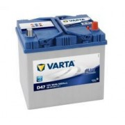 Varta Blue Dynamic D47 12V 60Ah 560410 autó akkumulátor jobb+ (+AJÁNDÉK!)