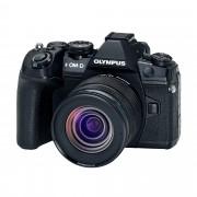 Olympus E-M1 Mark II kamerahus svart + M.Zuiko Digital ED 12-45/4