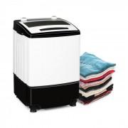 Klarstein Bubble Boost, пералня, 380 W, 3,5 кг, таймер 0-10 мин., черен (MNW4-B.Boost)