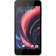 "Telefon Mobil HTC Desire 10 Lifestyle, Procesor Quad-Core 1.4GHz Cortex-A7, Capacitive Touchscreen 5.5"", 2GB RAM, 16GB Flash, 13MP, 4G, Wi-Fi, Android (Negru) + Cartela SIM Orange PrePay, 6 euro credit, 4 GB internet 4G, 2,000 minute nationale si internat"