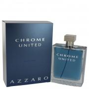 Chrome United by Azzaro Eau De Toilette Spray 6.8 oz
