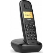 Telefon DECT fara fir Gigaset A170 Black