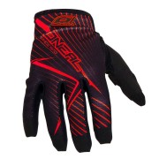 Oneal O´Neal Jump Race Gloves Black Red 2XL