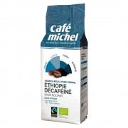 CAFE MICHEL Dystrybutor: Bio Planet S.A., Wilkowa Wieś 7, 05-084 Leszn Kawa mielona bezkofeinowa arabica etiopia Fair Trade BIO 250 g - Cafe Michel