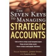 Sallie Sherman - The Seven Keys to Managing Strategic Accounts - Preis vom 06.08.2020 04:52:29 h