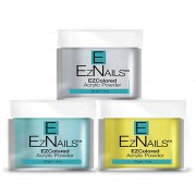 EzNails - Acryl - Acrylic Pastel Colored Powders - Mystic Sea - 28 gr