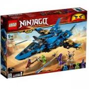 Конструктор Лего Нинджаго - Изтребителят на Jay, LEGO NINJAGO, 70668