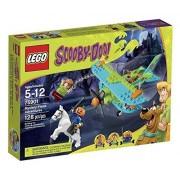 LEGO Scooby-Doo Mystery Plane Adventures 75901 Brand New Sealed Set 128 Pcs /item# G4W8B-48Q16629