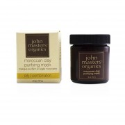 John Masters Organics Moroccan Clay Purifying Mask (For Oily/ Combination Skin) 57g