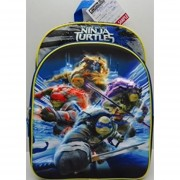 Mochila Marca Nickelodeon - Teenage Mutant Ninja Turtles 3d